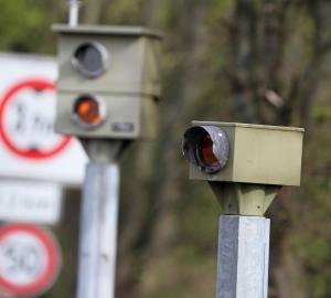 In der 30er-Zone geblitzt: Mit 50 km/h fällt die Strafe noch gering aus.