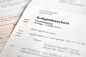 Bußgeldbescheid: Ob ein Einspruch lohnenswert ist, muss geprüft werden