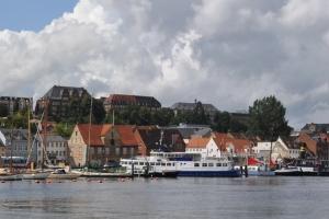 Bußgeldkatalog: In Flensburg ist das Fahreignungsregister im KBA angesiedelt, welches für die Punkte zuständig ist.