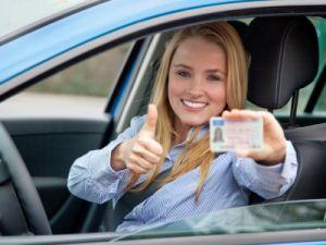 Zunächst gibt´s den Führerschein nur auf Probe.