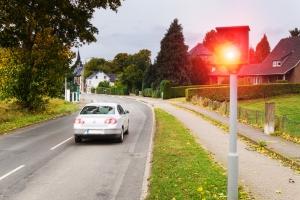 """Auf deutschen Straßen heißt es oft: """"Ich wurde geblitzt!"""""""