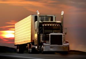 Die Lenkzeiten für Lkw sind umso strenger, desto schwerer das Auto.