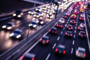 Das Nachtfahrverbot für Lkw soll unter anderem daran hindern, die Lkw-Maut zu umgehen.