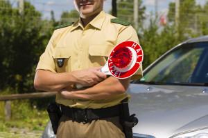 Die Promillegrenze fürs Fahrrad wird von der Polizei streng geprüft.