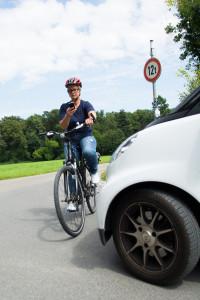 Die Straßenverkehrsordnung fürs Fahrrad (StVO) dient vor allem dem Schutz von Radfahrern.